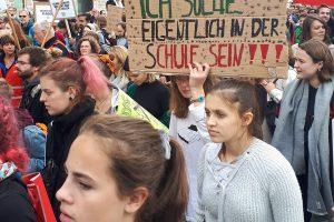 WomenFairTravel Klimastreik